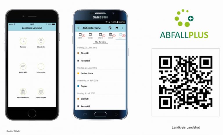 Abfall App LKR